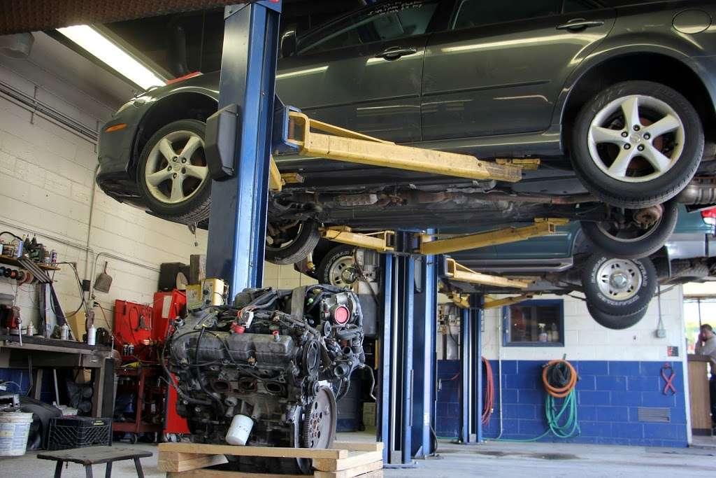Aceto Auto Repair - car repair    Photo 1 of 10   Address: 6302 US-130, Pennsauken Township, NJ 08109, USA   Phone: (856) 910-9500