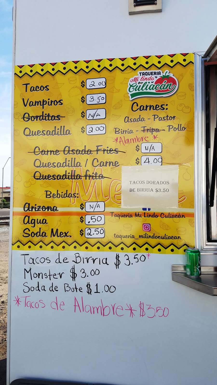 Taqueria Mi Lindo Culiacan - restaurant    Photo 3 of 4   Address: 10907 W Buckeye Rd, Avondale, AZ 85323, USA   Phone: (623) 999-0025
