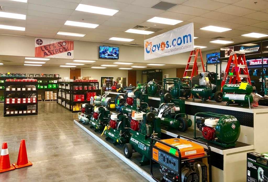 soutrhern Carlson fastening Packaging Service - hardware store  | Photo 1 of 10 | Address: 4150 N Sam Houston Pkwy E #150, Houston, TX 77032, USA | Phone: (281) 219-2631
