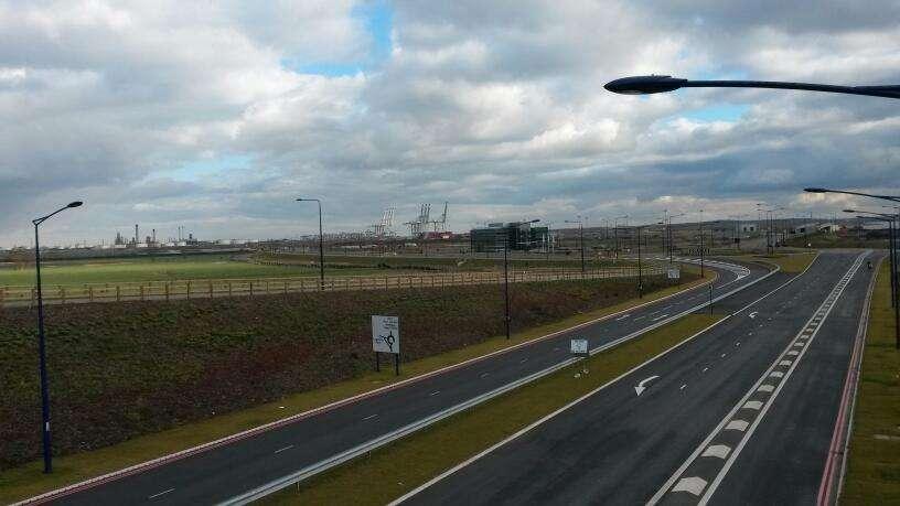 DP World London Gateway Logistics Park - storage  | Photo 10 of 10 | Address: Corringham, Stanford-le-Hope SS17 9DY, UK | Phone: 01375 648300