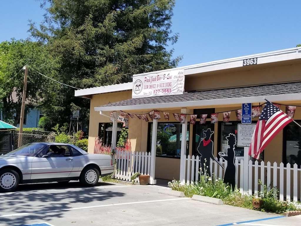 Pack Jack Barbecue - restaurant    Photo 4 of 10   Address: 3963 Gravenstein Hwy S, Sebastopol, CA 95472, USA   Phone: (707) 827-3665