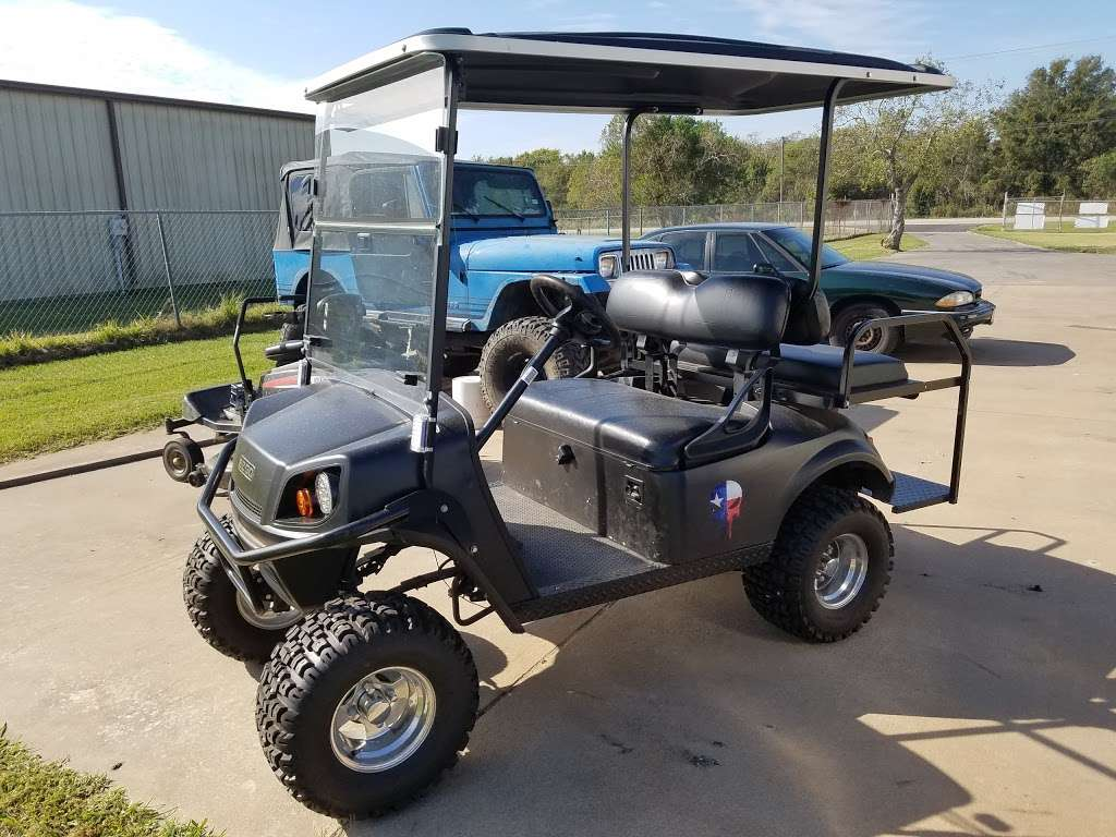 Cosmes Offroad - car repair  | Photo 2 of 8 | Address: 3171-3227 S Velasco St, Angleton, TX 77515, USA | Phone: (979) 849-5485
