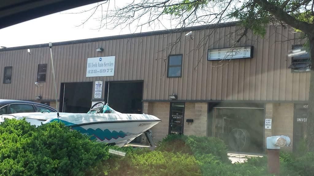 Hi-Tech Auto Services - car repair  | Photo 1 of 3 | Address: 101 S First Colonial Rd, Virginia Beach, VA 23454, USA | Phone: (757) 428-8977