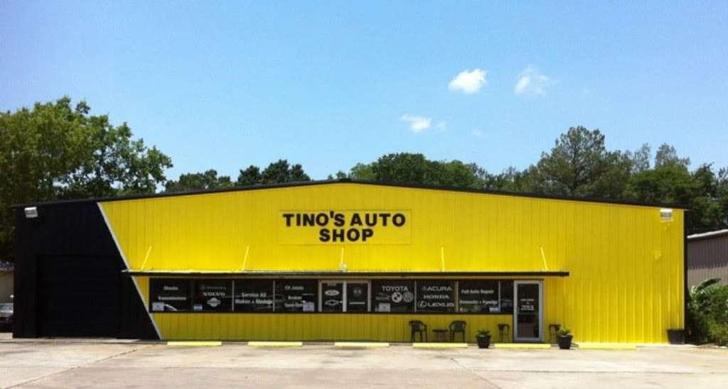 Tinos auto shop - car repair  | Photo 1 of 2 | Address: 18927 Kuykendahl Rd, Spring, TX 77379, USA | Phone: (281) 376-8880