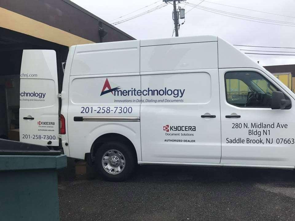 Ameritechnology - store    Photo 4 of 9   Address: 280 N Midland Ave #180, Saddle Brook, NJ 07663, USA   Phone: (201) 258-7300