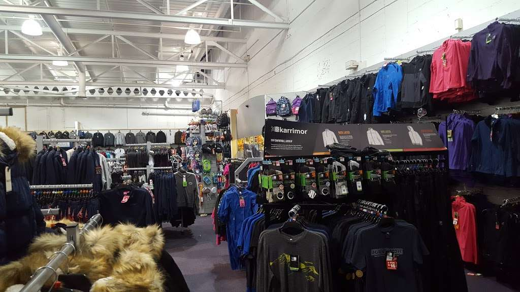 Sports Direct - shoe store    Photo 7 of 10   Address: Great Eastern Mills, King George Ave, Ilford IG2 7SH, UK   Phone: 0344 332 5409