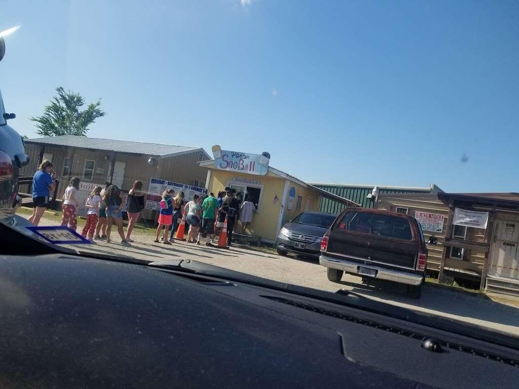 Porter SnoBall - restaurant  | Photo 3 of 3 | Address: 23874 TX-494 Loop, Porter, TX 77365, USA