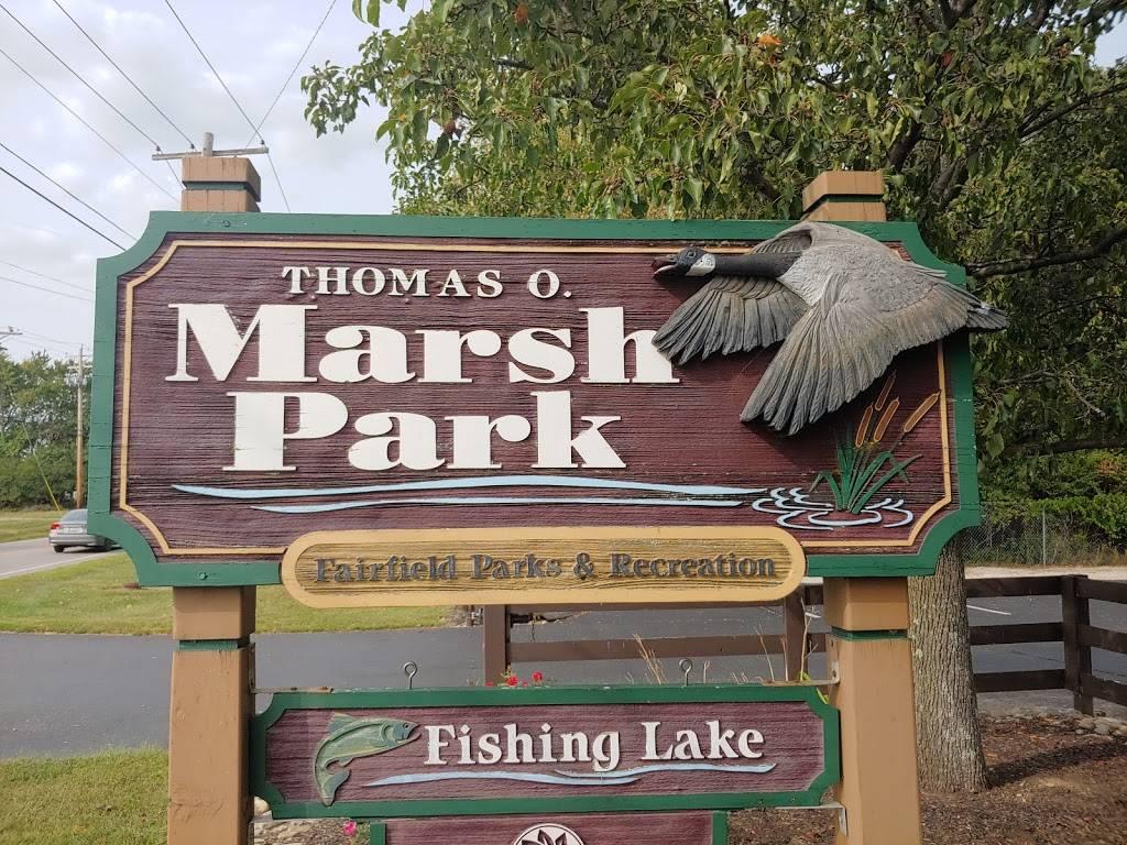 Thomas O. Marsh Park - park  | Photo 4 of 9 | Address: 6440 River Rd, Fairfield, OH 45014, USA | Phone: (513) 858-1685