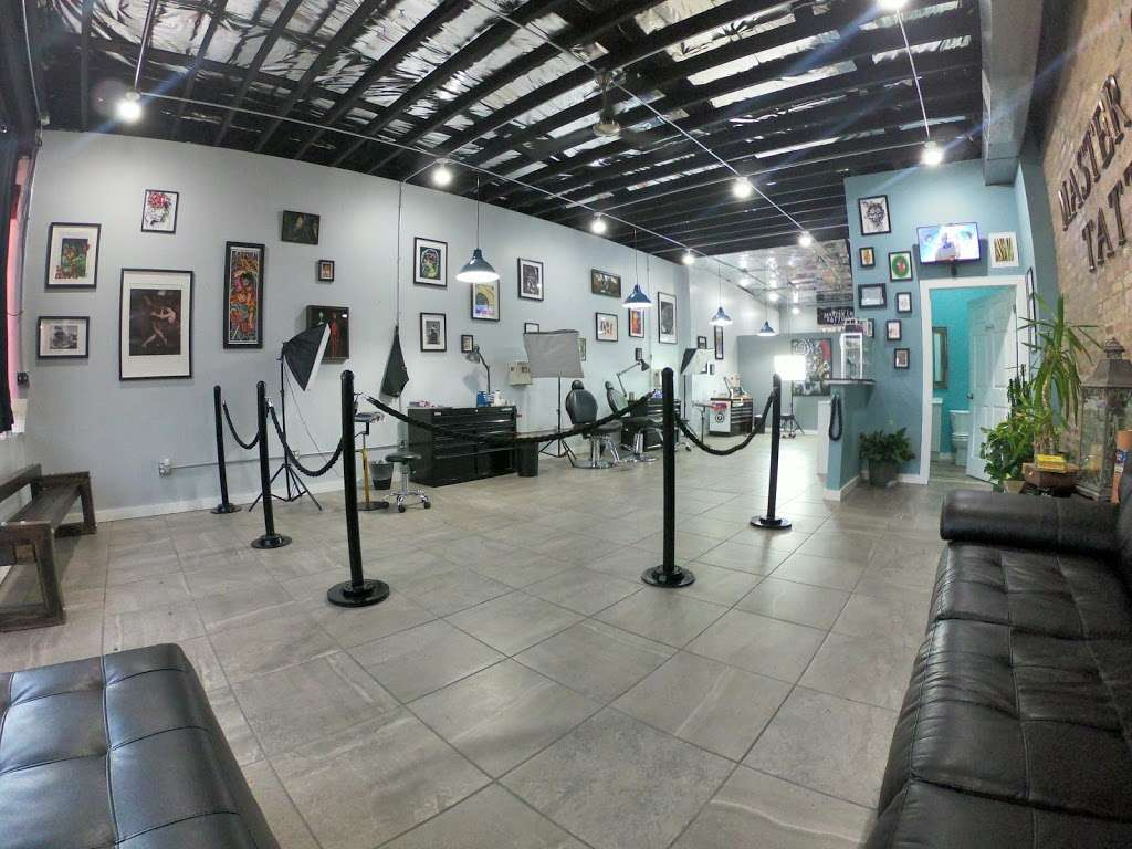Master Craft Tattoo Co. - store  | Photo 1 of 10 | Address: 1637, 5844 S Archer Ave, Chicago, IL 60638, USA | Phone: (312) 806-4342