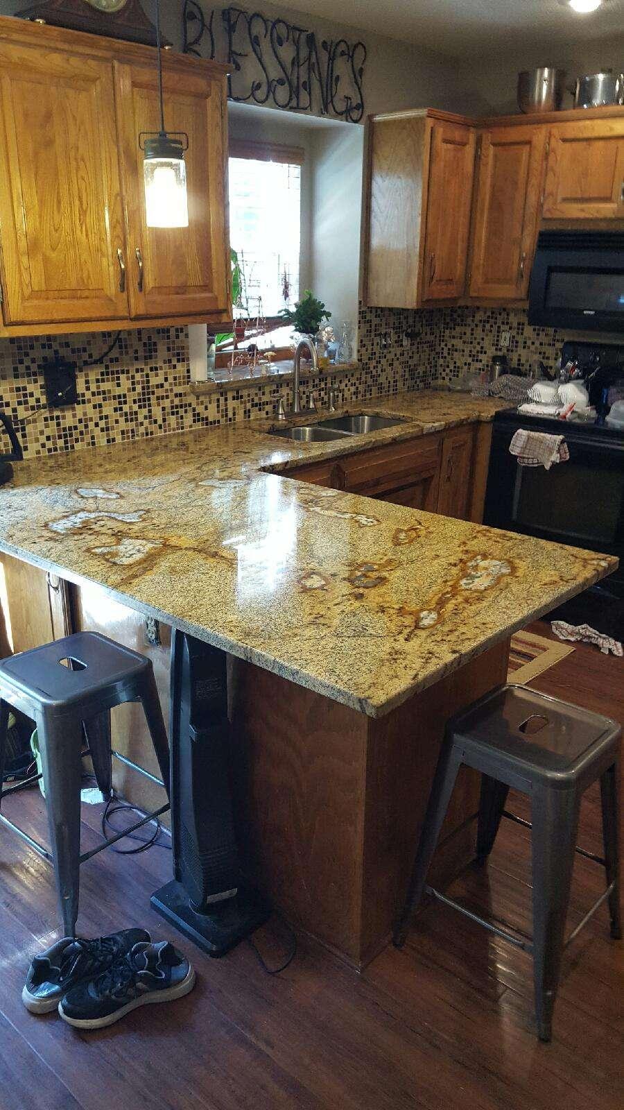 Granite Designers - home goods store    Photo 4 of 10   Address: 5031 Welborn Ln, Kansas City, KS 66104, USA   Phone: (913) 602-7613