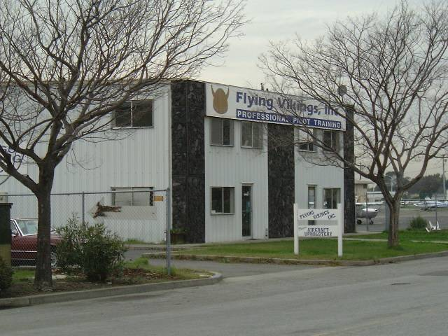 Flying Vikings Inc. -     Photo 5 of 6   Address: 21593 Skywest Dr, Hayward, CA 94541, USA   Phone: (510) 670-4719