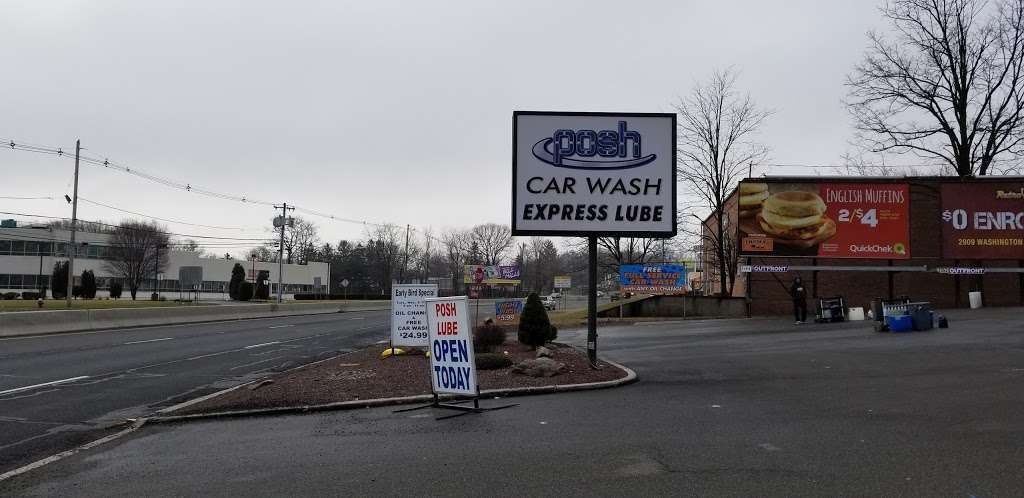 Posh Car Wash & Express Oil Change - car wash  | Photo 2 of 10 | Address: 932 route 9 South, South Amboy, NJ 08879, USA | Phone: (732) 721-0988