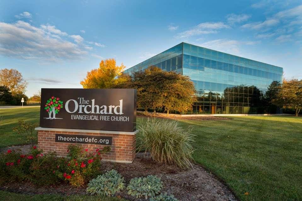 The Orchard - Barrington - church    Photo 10 of 10   Address: 1301 S Grove Ave, Barrington, IL 60010, USA   Phone: (847) 852-2200
