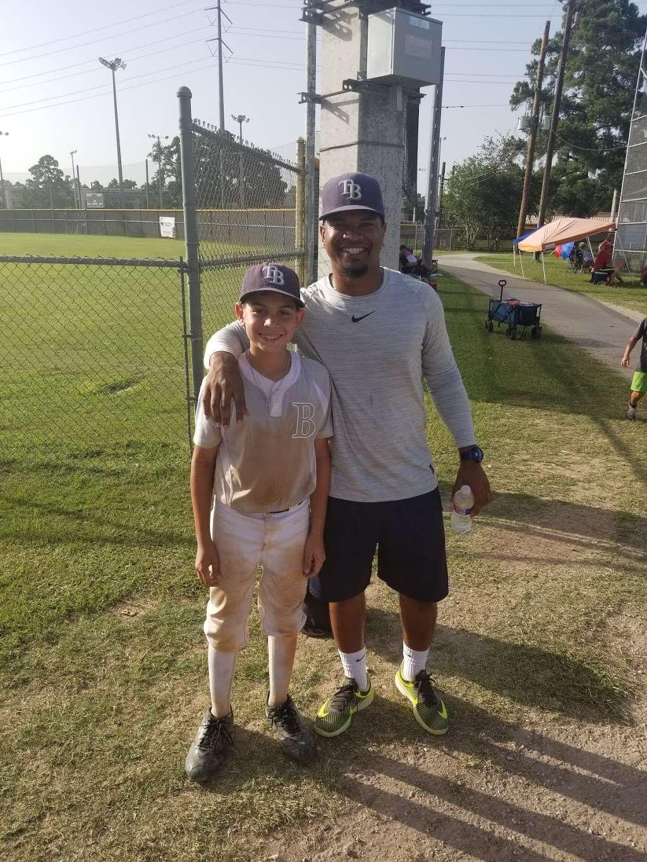 Rothwood Park Baseball - park    Photo 8 of 10   Address: 22430 Rothwood Rd, Spring, TX 77389, USA