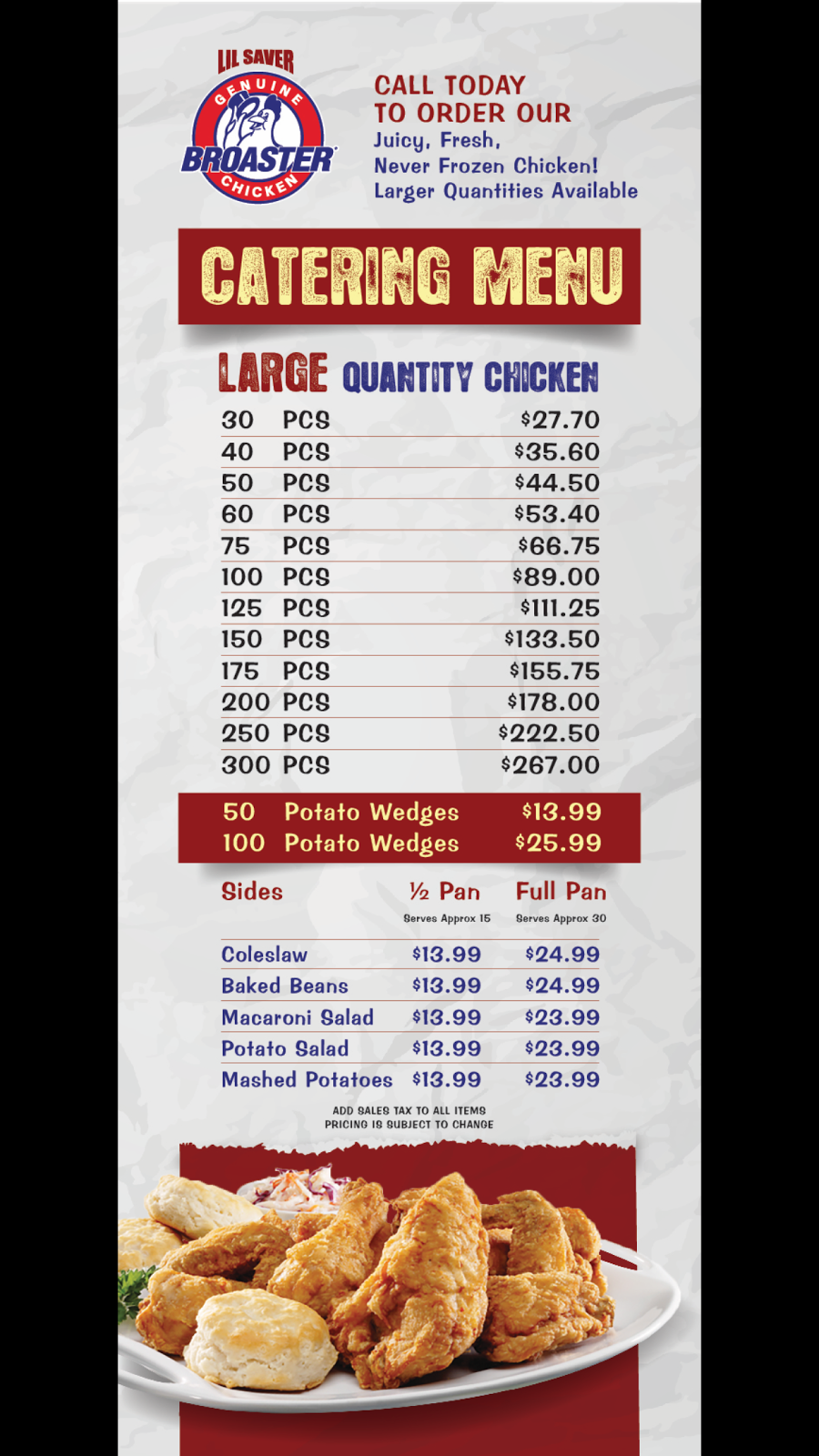 Lil Saver Broaster Chicken - gas station    Photo 8 of 10   Address: W, 393 US-6, Valparaiso, IN 46385, USA   Phone: (219) 763-2549