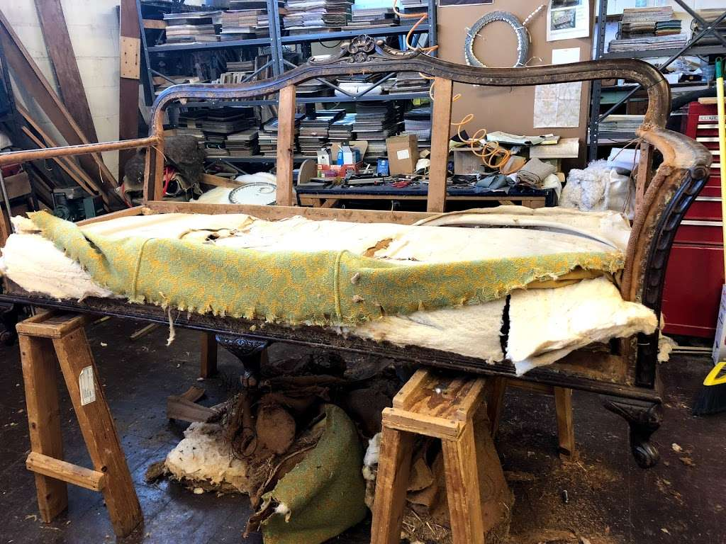 Milan Upholstery - furniture store    Photo 1 of 6   Address: 155 Wicks St, Grayslake, IL 60030, USA