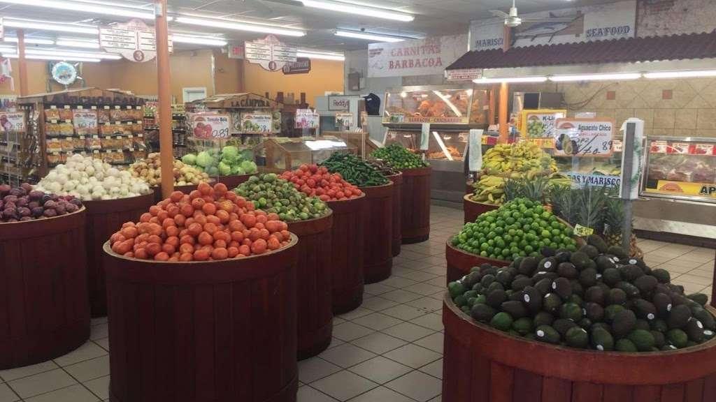 La Michoacana Meat Market - bakery  | Photo 7 of 10 | Address: 11210 S Post Oak Rd, Houston, TX 77035, USA | Phone: (713) 283-6120