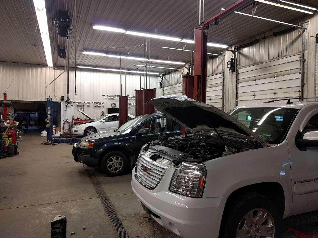 Martins Auto Repairs - car repair  | Photo 4 of 9 | Address: 750 E Lincoln Ave, Myerstown, PA 17067, USA | Phone: (717) 866-6131