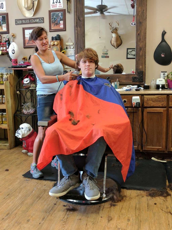 Glyna Maes Barber Shop - hair care  | Photo 6 of 10 | Address: 3250 SE 58th Ave, Ocala, FL 34480, USA | Phone: (352) 694-1500
