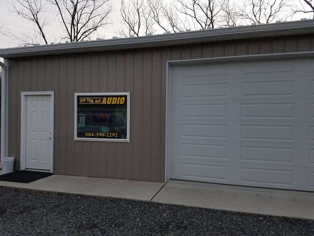 On The Go Audio - car repair  | Photo 5 of 10 | Address: 6280 Perkiomen Ave, Birdsboro, PA 19508, USA | Phone: (484) 390-2292
