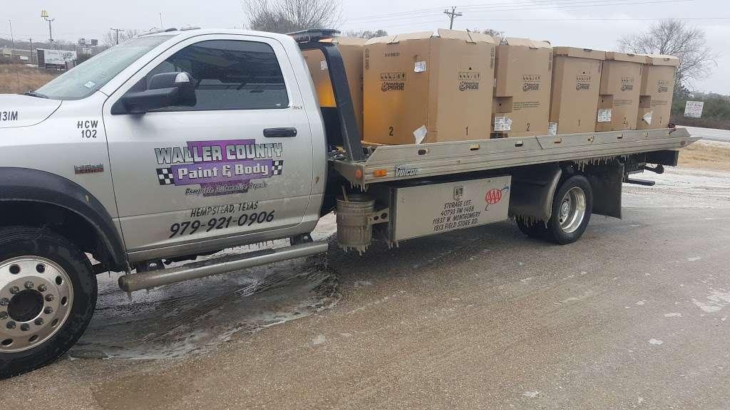 Waller County Paint & Body Shop & Complete Automotive - car repair  | Photo 4 of 10 | Address: 40793 Farm to Market Rd 1488, Hempstead, TX 77445, USA | Phone: (979) 921-0906