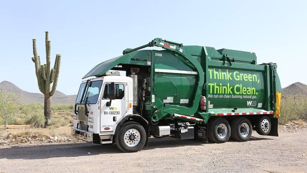 Waste Management - Rincon Recycling & Transfer Station - store  | Photo 1 of 10 | Address: 5890 S Mann Ave, Tucson, AZ 85706, USA | Phone: (520) 744-2600