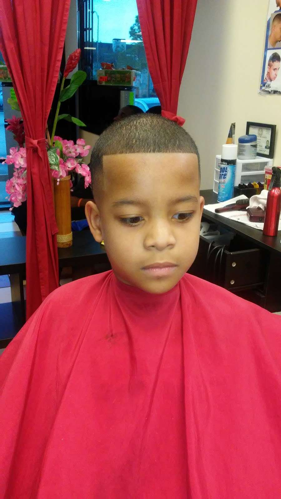 new style salon and barbershop - hair care  | Photo 7 of 10 | Address: 917 Greens Rd, Houston, TX 77060, USA | Phone: (281) 873-2121