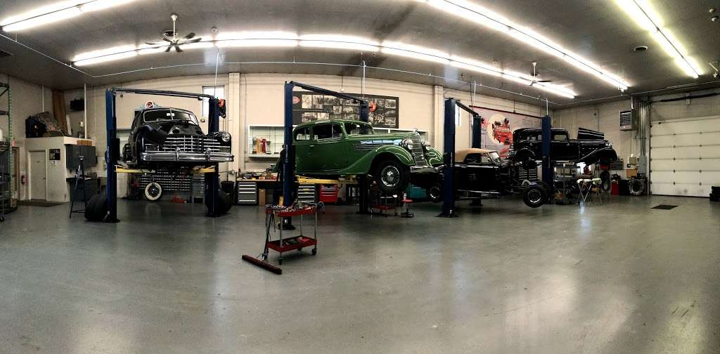 The NB Center for American Automotive Heritage - museum  | Photo 1 of 10 | Address: 540 Union Blvd, Allentown, PA 18109, USA