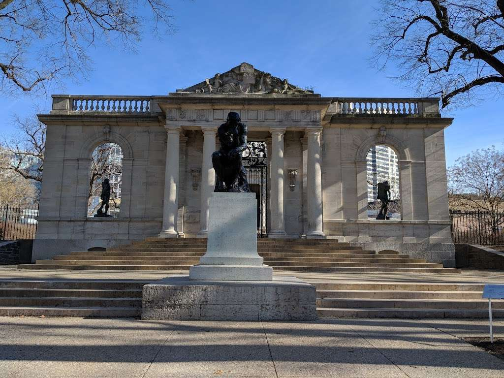 Rodin Museum - museum  | Photo 1 of 10 | Address: 2151 Benjamin Franklin Pkwy, Philadelphia, PA 19130, USA | Phone: (215) 763-8100