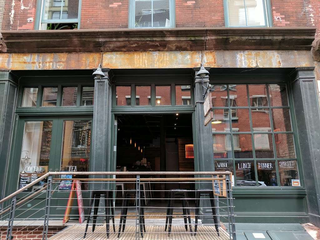 Bin No 220 - restaurant    Photo 6 of 8   Address: 220 Front St, New York, NY 10038, USA   Phone: (212) 374-9463