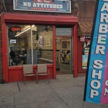 NU ATTITUDES UNISEX SALON - hair care  | Photo 4 of 10 | Address: 186 Danforth Ave, Jersey City, NJ 07305, USA | Phone: (201) 434-0977