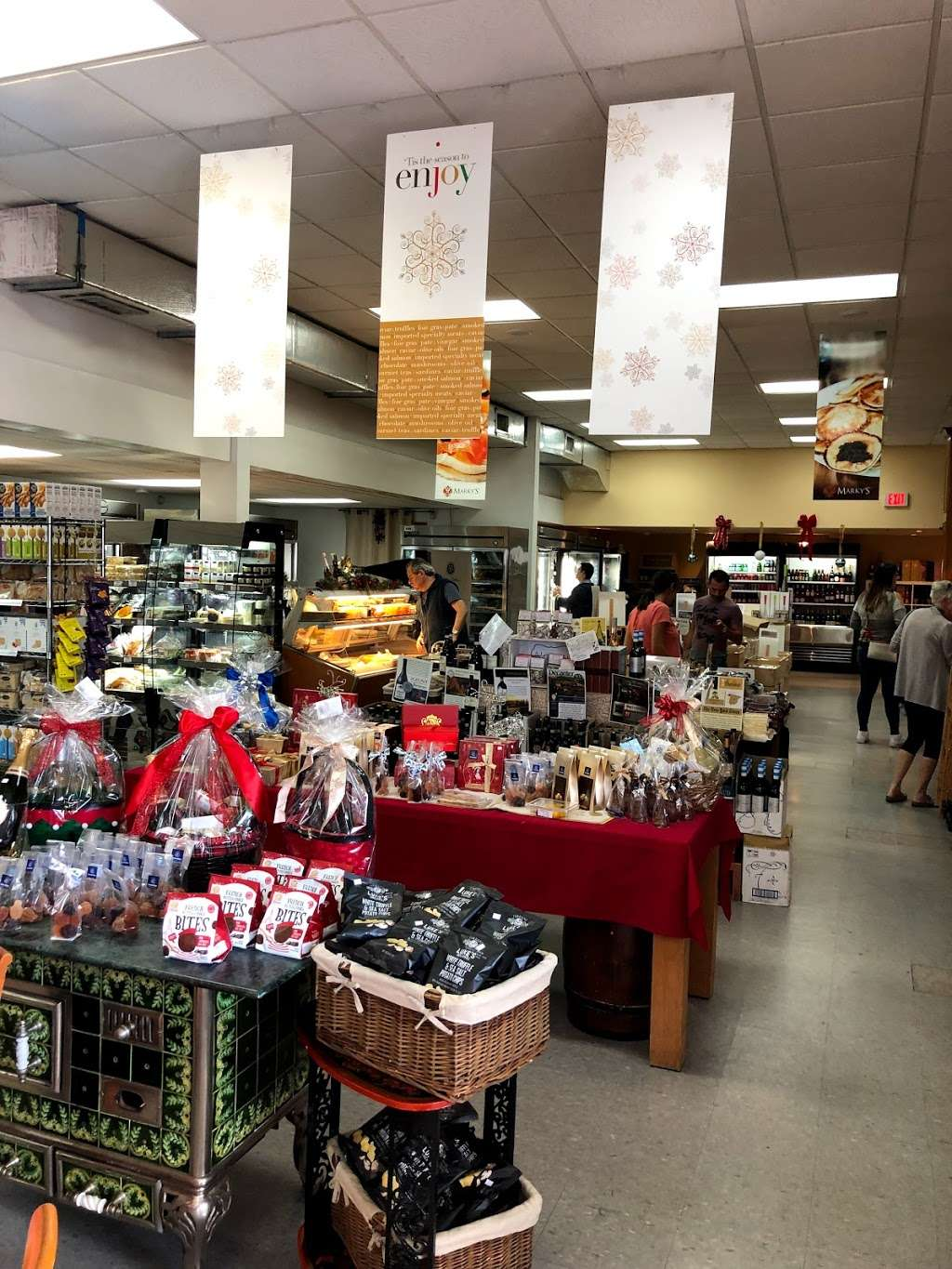 Markys Gourmet - store  | Photo 8 of 10 | Address: 687 NE 79th St, Miami, FL 33138, USA | Phone: (305) 758-2005