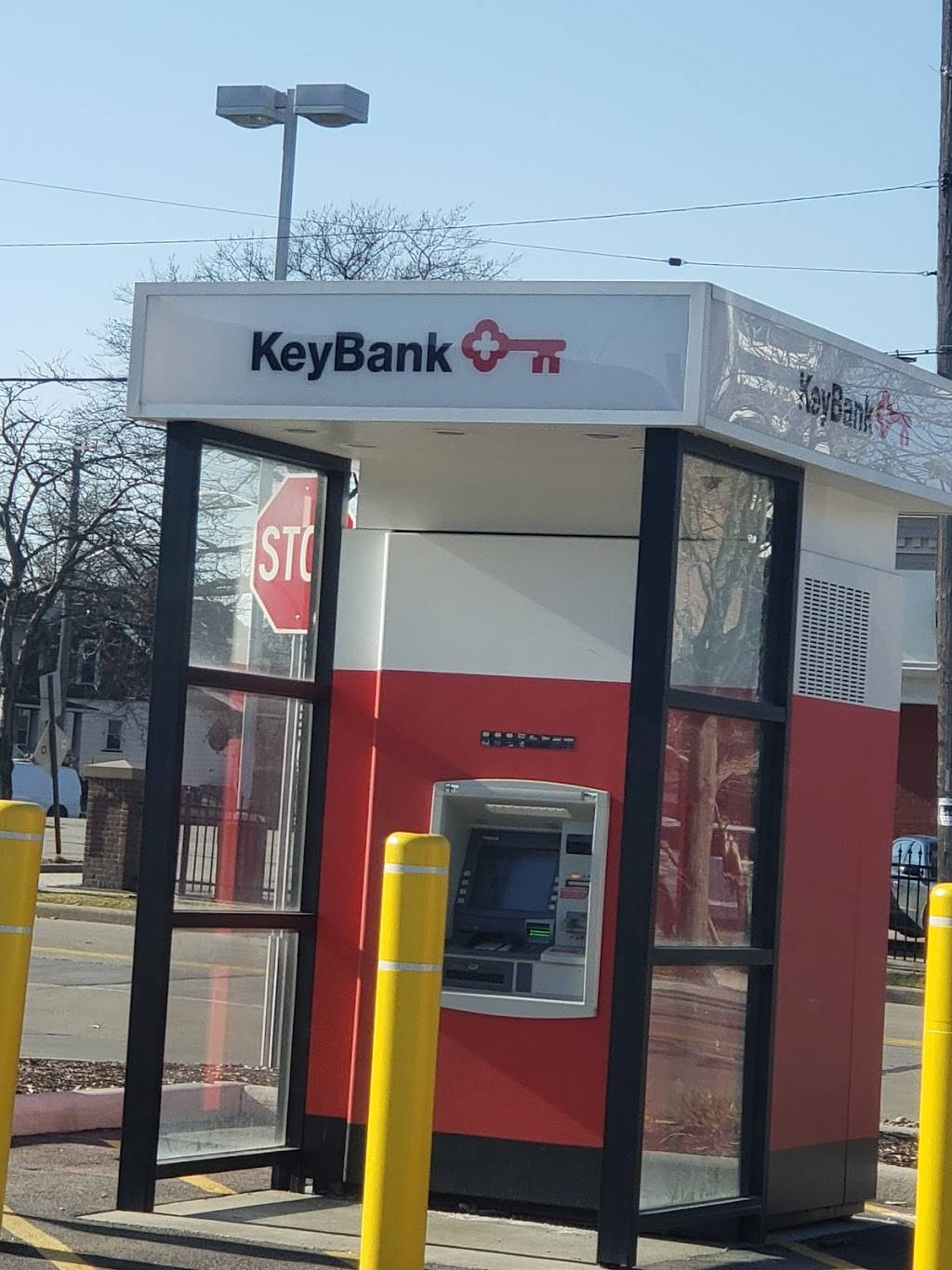 KeyBank ATM - atm  | Photo 1 of 1 | Address: 1231 W 117th St, Cleveland, OH 44102, USA | Phone: (800) 539-2968