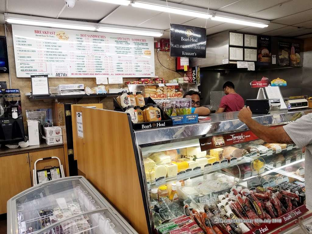 Krauszers Food & Liquor , Deli - store  | Photo 2 of 10 | Address: 40 Meadowlands Pkwy, Secaucus, NJ 07094, USA | Phone: (201) 866-3417