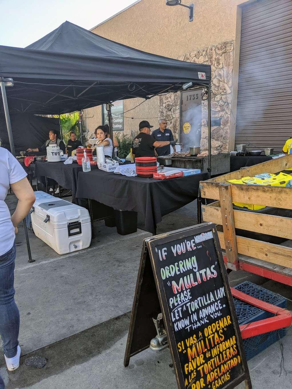 Tacos Ah Carbon - restaurant    Photo 1 of 10   Address: 1512 S Bluff Rd, Montebello, CA 90640, USA