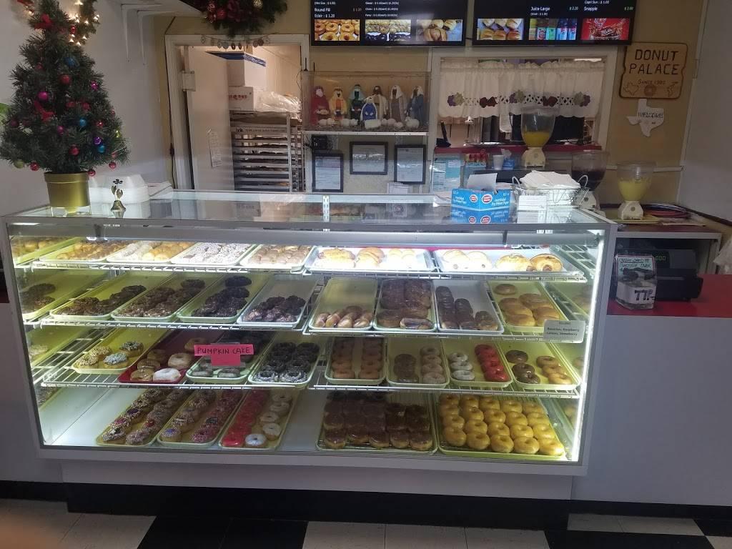 Donut Palace - bakery    Photo 1 of 2   Address: 2100 W Northwest Hwy, Grapevine, TX 76051, USA   Phone: (817) 488-6676