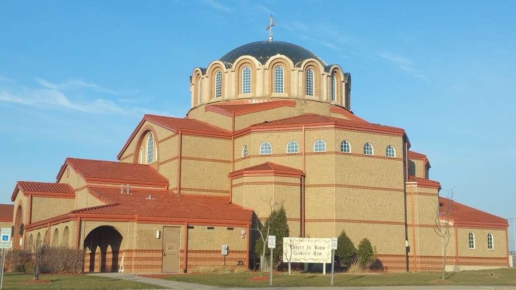 St Demetrios Greek Orthodox Church - church  | Photo 1 of 10 | Address: 1400 OPlaine Rd, Libertyville, IL 60048, USA | Phone: (224) 513-5530