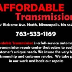 Affordable Transmission & Performance - car repair  | Photo 8 of 8 | Address: 6301 Welcome Ave N #28, Brooklyn Park, MN 55429, USA | Phone: (763) 533-1169