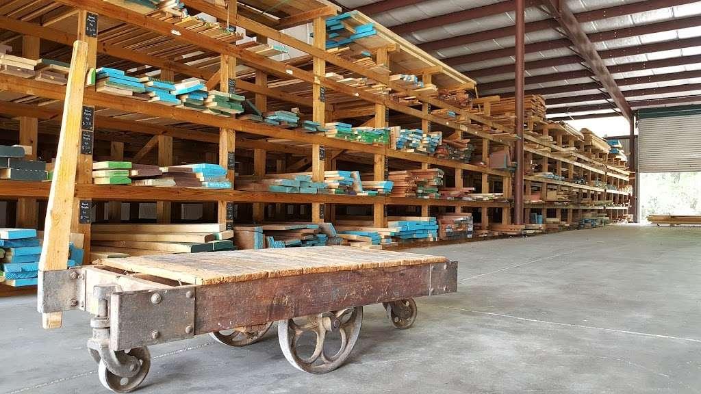 Hardwood Lumber & Millwork - store  | Photo 5 of 10 | Address: 4316 Wallace Rd, Lakeland, FL 33812, USA | Phone: (863) 646-8681