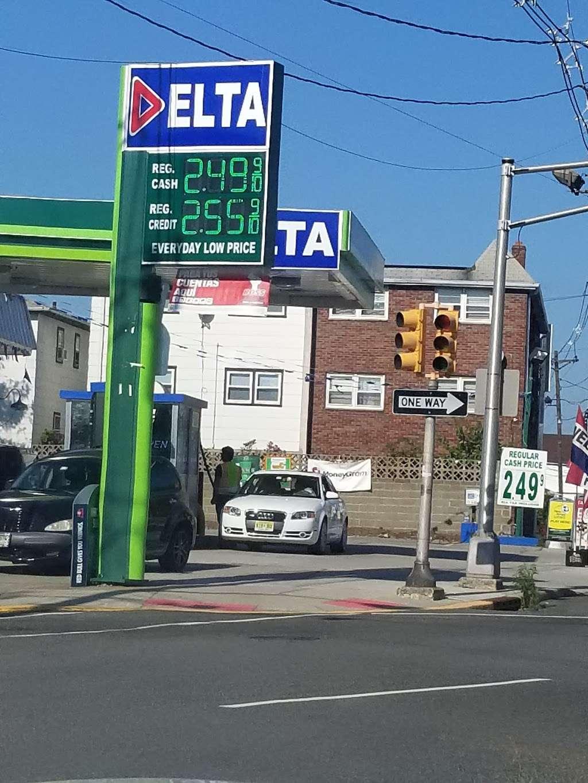 Delta Gas Station - gas station  | Photo 3 of 9 | Address: 9280 John Fitzgerald Kennedy Blvd, North Bergen, NJ 07047, USA | Phone: (201) 854-3800