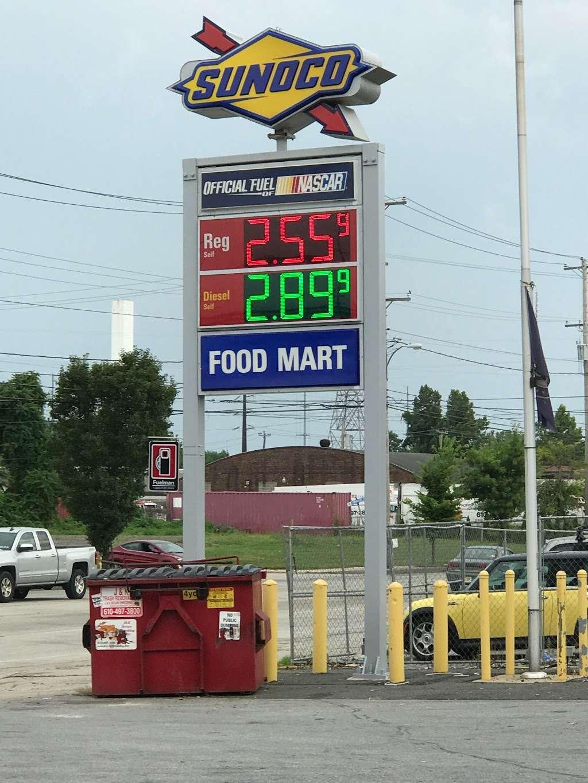 Sunoco Gas Station - gas station  | Photo 3 of 4 | Address: 2200 W 2nd St, Chester, PA 19013, USA | Phone: (610) 485-2327