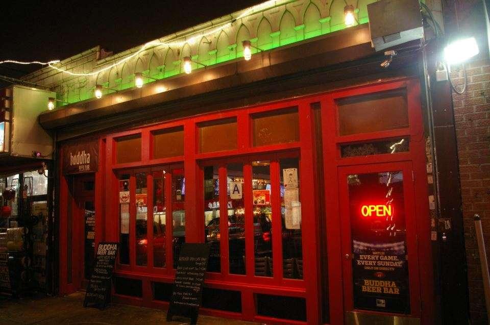 Buddha Beer Bar - restaurant    Photo 1 of 10   Address: 4476 Broadway, New York, NY 10040, USA   Phone: (646) 861-2595