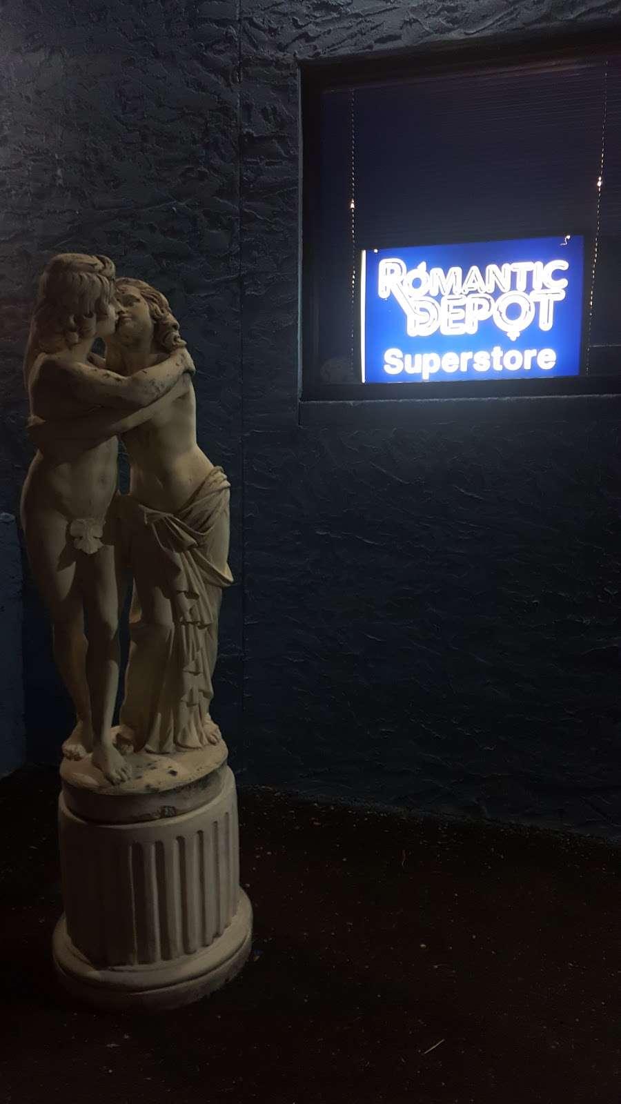 Romantic Depot - clothing store    Photo 4 of 4   Address: 197 NJ-17, Paramus, NJ 07652, USA   Phone: (201) 261-0755