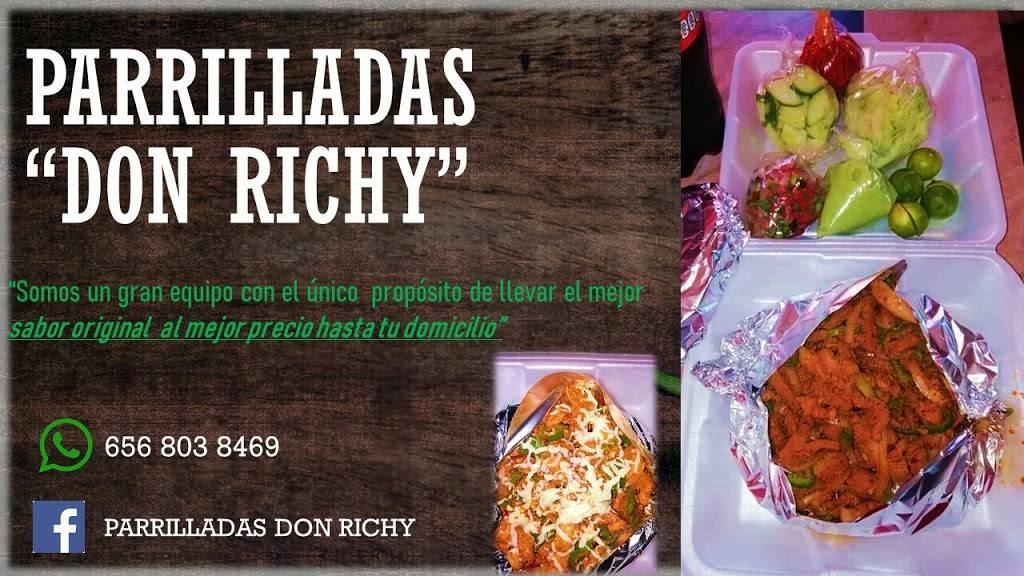 Parrilladas richy - meal delivery    Photo 3 of 3   Address: Praderas del Naranjo 1765, 32720 Cd Juárez, Chih., Mexico   Phone: 656 803 8469