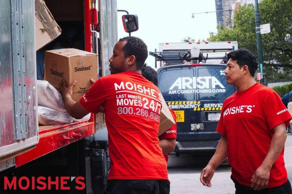 Moishes Moving and Storage - moving company    Photo 3 of 3   Address: 125 Walnut Ave, Bronx, NY 10454, USA   Phone: (718) 297-3098