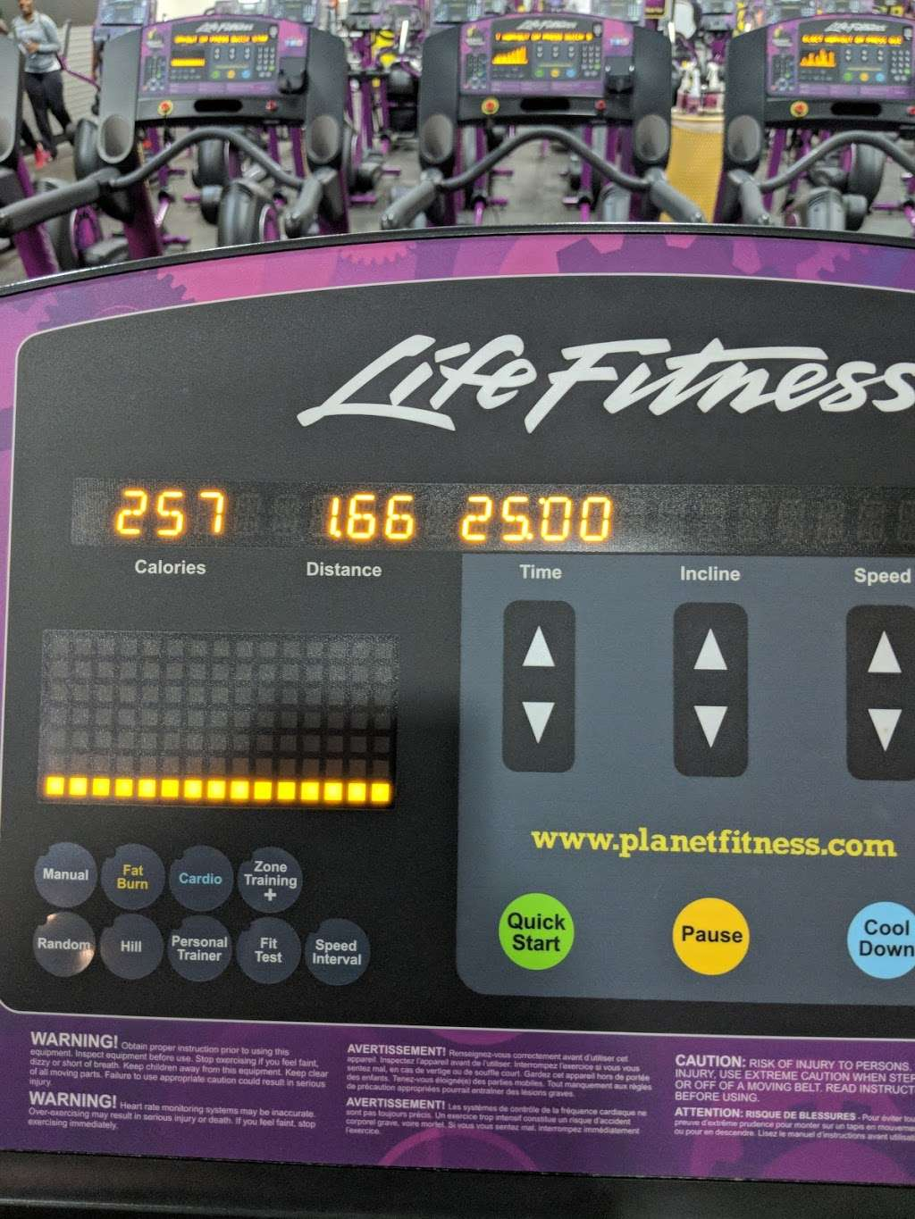 Planet Fitness - gym  | Photo 7 of 7 | Address: 10215 University City Blvd B, Charlotte, NC 28213, USA | Phone: (980) 337-4368