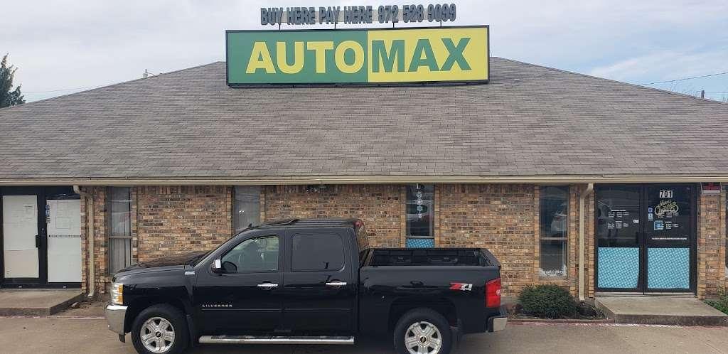 Automax Desoto - car dealer    Photo 1 of 7   Address: 701 S Interestate 35 E, DeSoto, TX 75115, USA   Phone: (972) 528-9099