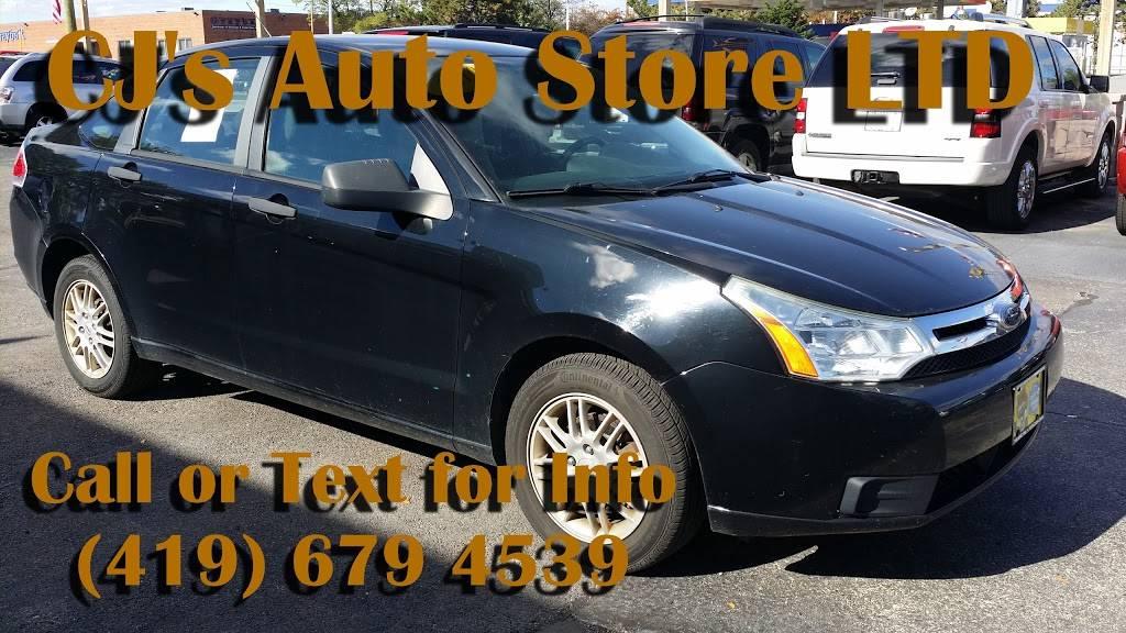 CJs Auto Store - car dealer  | Photo 9 of 10 | Address: 1416 E Manhattan Blvd, Toledo, OH 43608, USA | Phone: (419) 729-2277