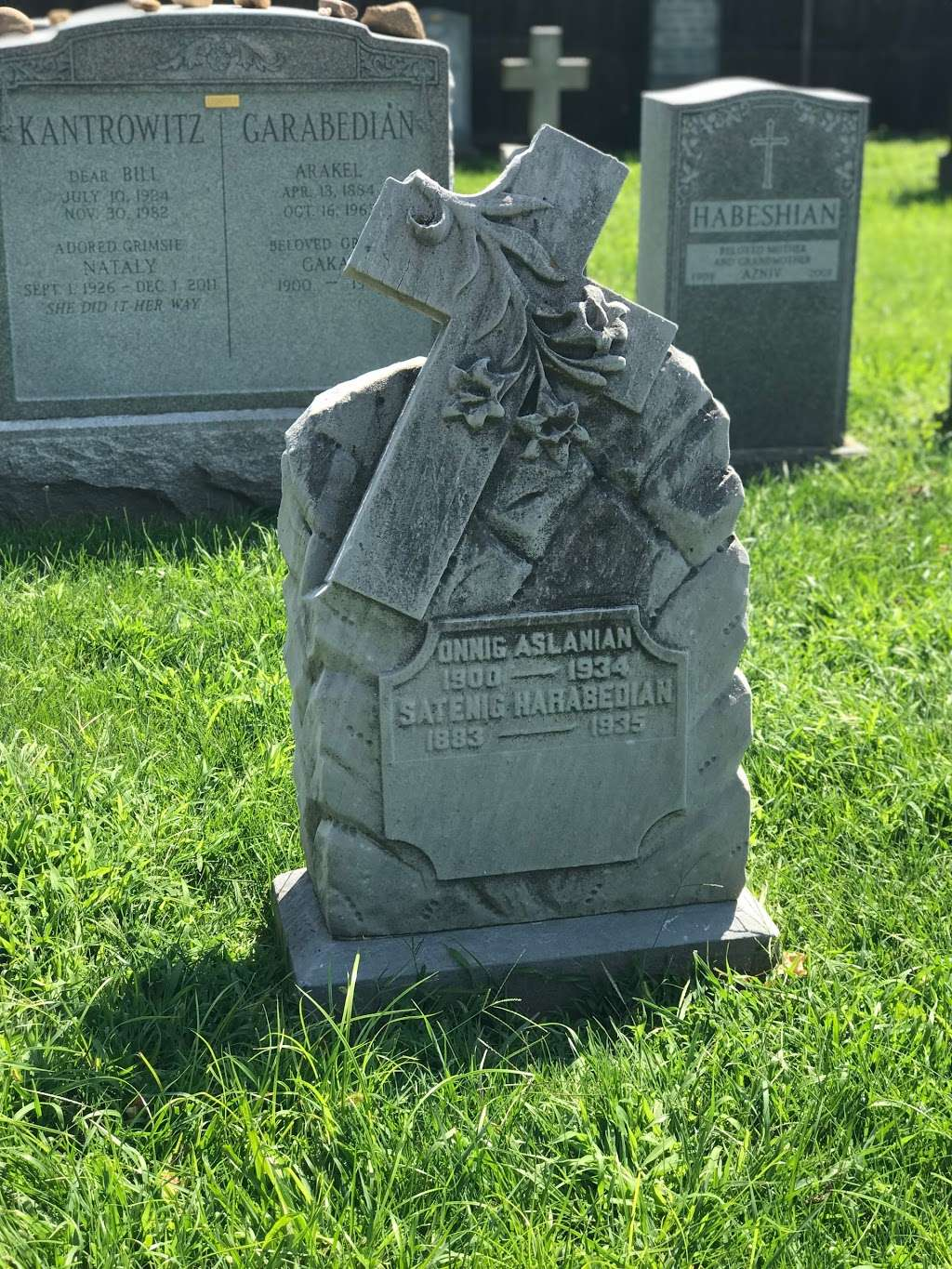Cedar Grove Cemetery - cemetery  | Photo 2 of 6 | Address: 130-04 Horace Harding Expy, Flushing, NY 11367, USA | Phone: (718) 939-2041