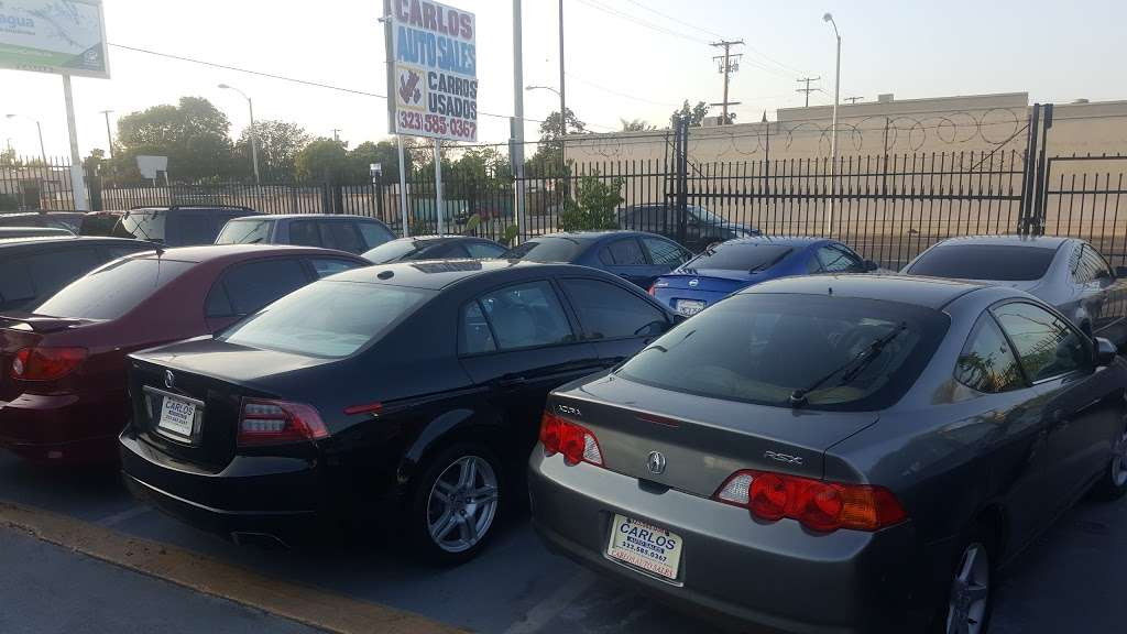 Carlos Auto Sales - car dealer  | Photo 7 of 10 | Address: 8605 Ivy St, Los Angeles, CA 90002, USA | Phone: (323) 585-0367